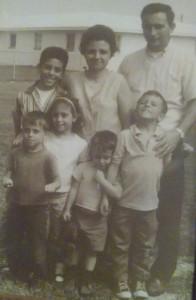 Adams Family circa 1966