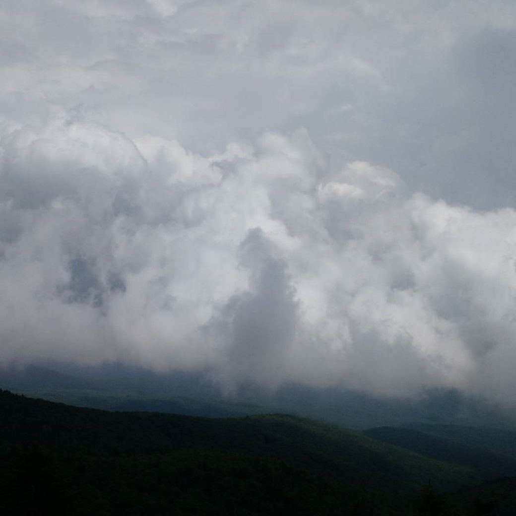 Clouds Grandfather Mountain